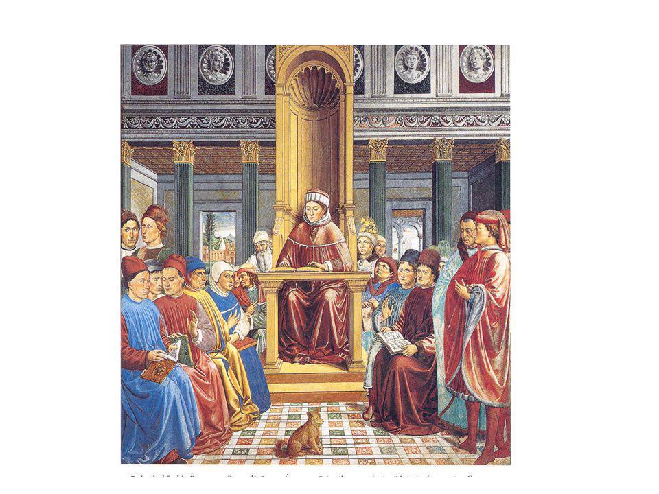 A középkor egyetemei Bologna (1088), Párizs (1150 k.), Oxford (1167), Salerno (1173), Cambridge (1229), Palencia (1208), Padova (1222) Toulouse (1229), Salamanca (1243), Sevilla (1254), Montpellier (1289), Orleans (1309), Grenoble (1339), Pisa (1343), Krakkó (1364), Pécs (1367), Heidelberg (1385), Köln (1388), Ferrara (1391) stb.