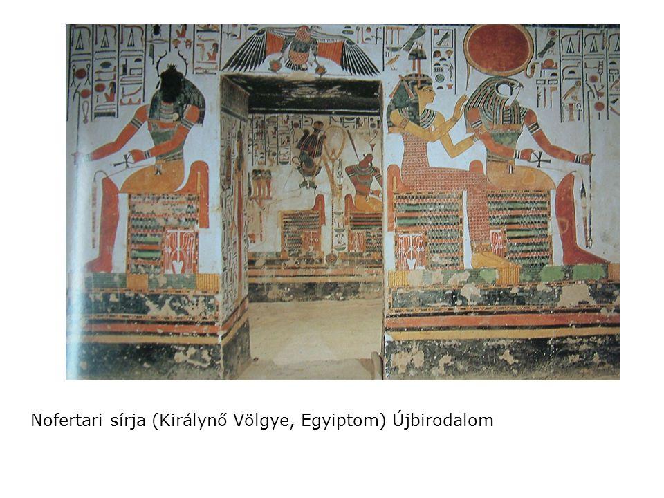 Nofertari sírja (Királynő Völgye, Egyiptom) Újbirodalom