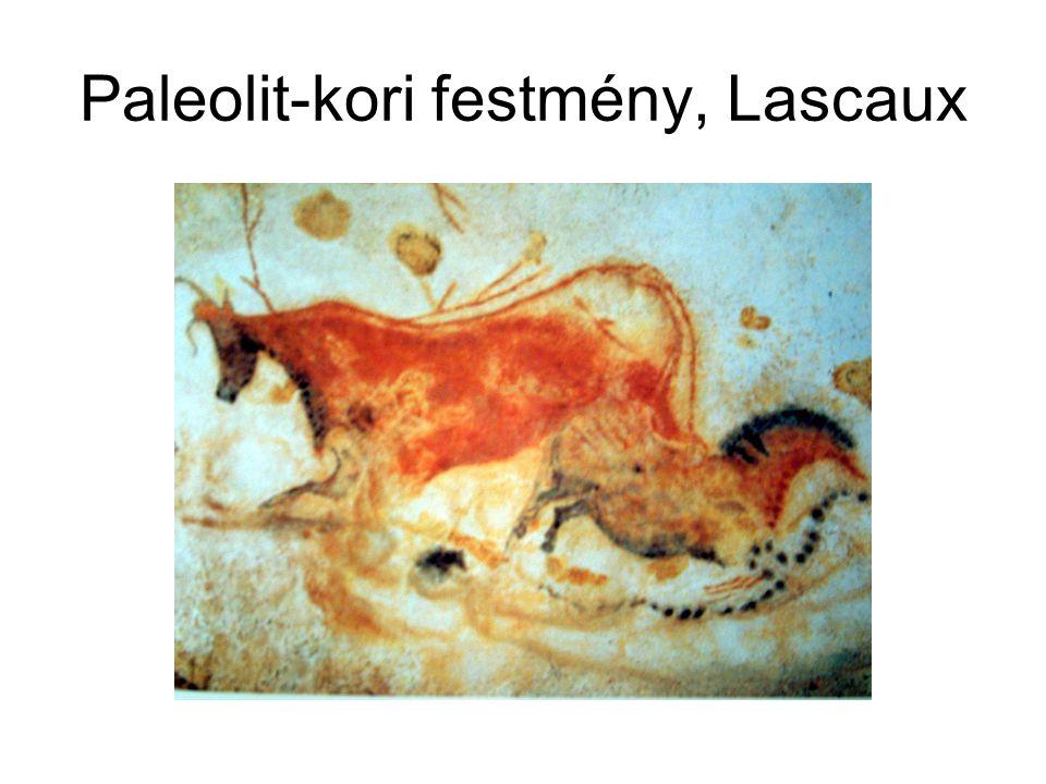 Paleolit-kori festmény, Lascaux
