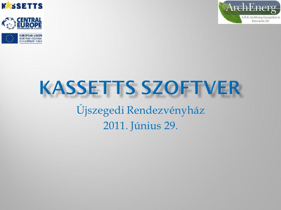Újszegedi Rendezvényház 2011. Június 29.