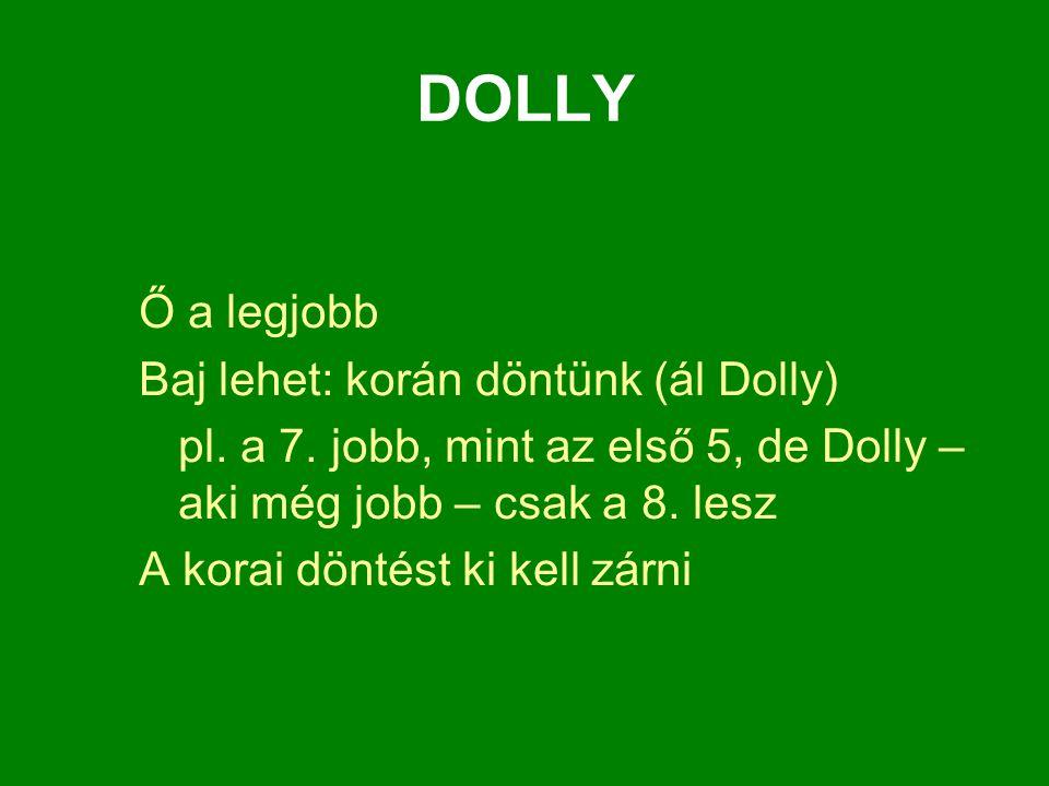 Hányadik Dolly?