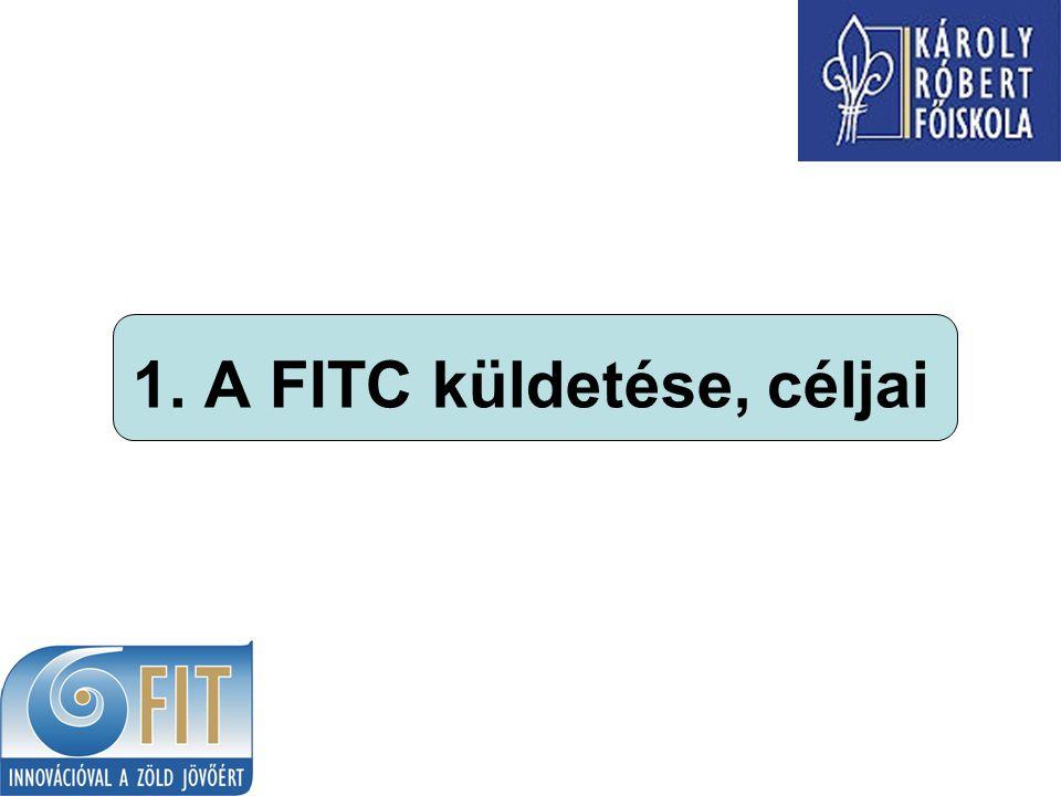 1. A FITC küldetése, céljai