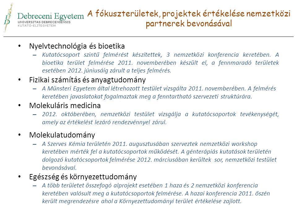 Nyelvtechnológia és bioetika – Kutatócsoport szintű felmérést készítettek, 3 nemzetközi konferencia keretében.