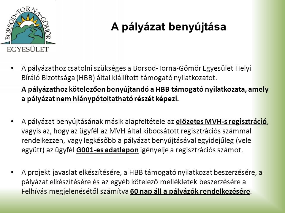 BORSOD-TORNA-G Ö M Ö R EGYES Ü LET 3780 Edel é ny, Belv á rosi ú t 1.
