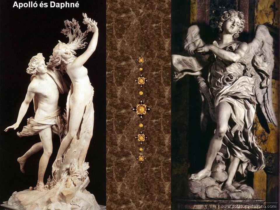 Az alvó Hermafrodita Bernini 1620- ban restaurálta, Párizsban, Louvre múzeumban