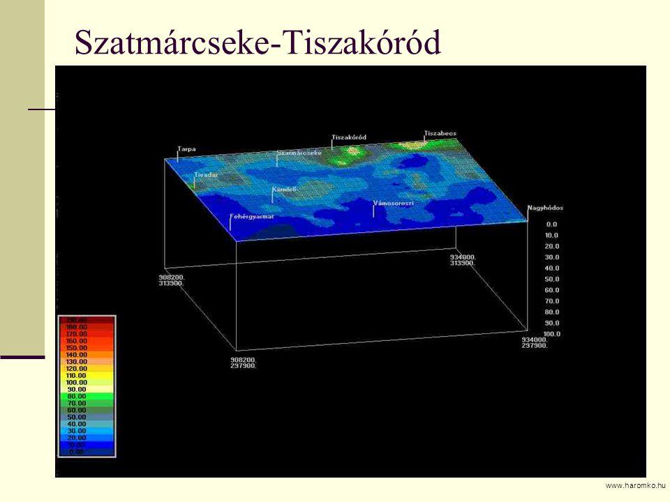Szatmárcseke-Tiszakóród www.haromko.hu