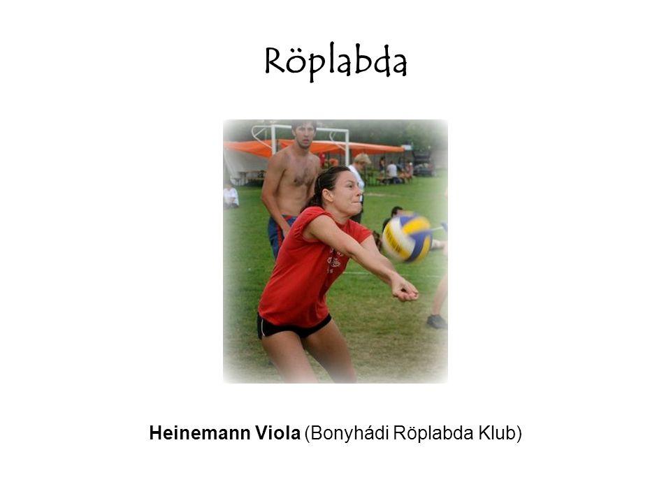 Röplabda Heinemann Viola (Bonyhádi Röplabda Klub)