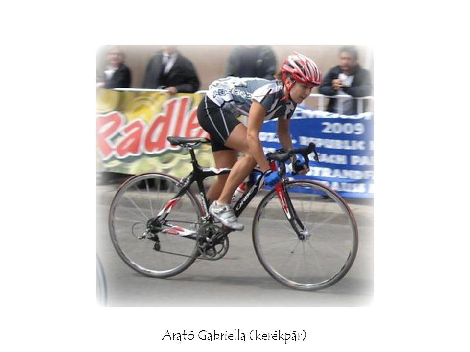 Arató Gabriella (kerékpár)