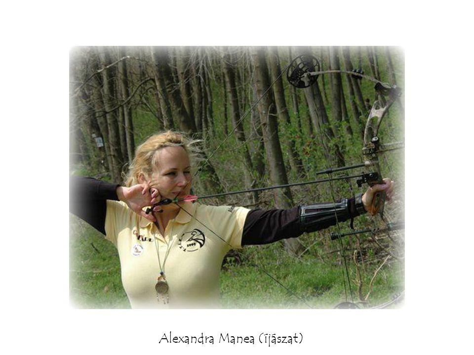 Alexandra Manea (íjászat)