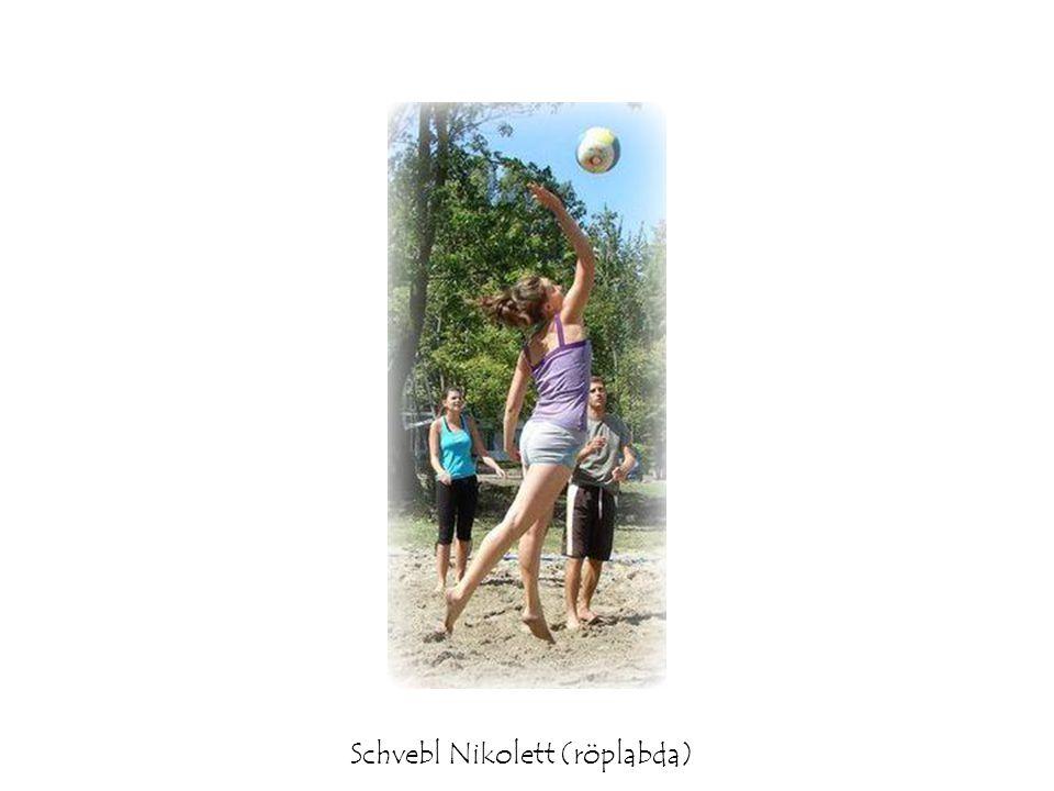 Schvebl Nikolett (röplabda)