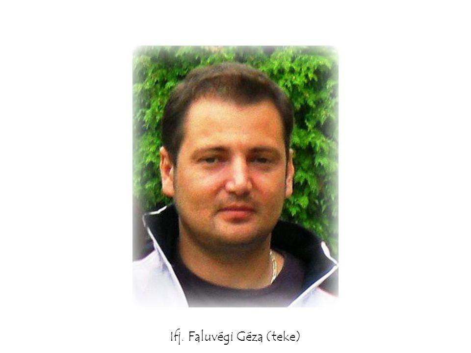 Ifj. Faluvégi Géza (teke)