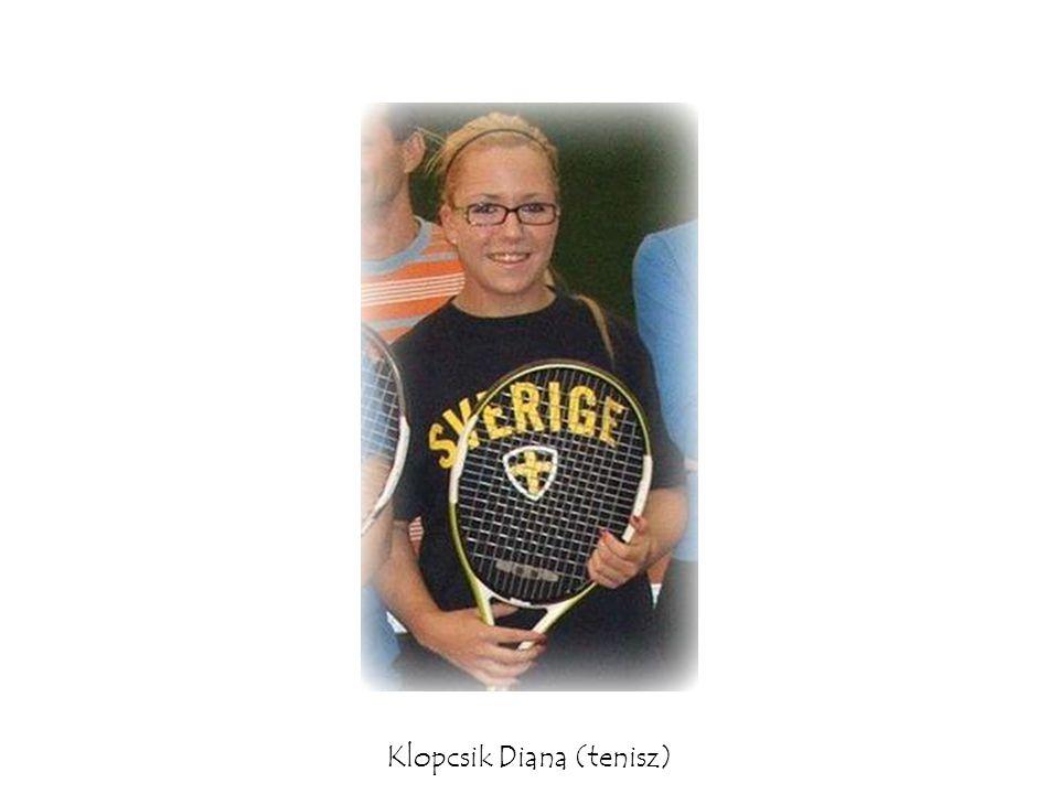 Klopcsik Diana (tenisz)