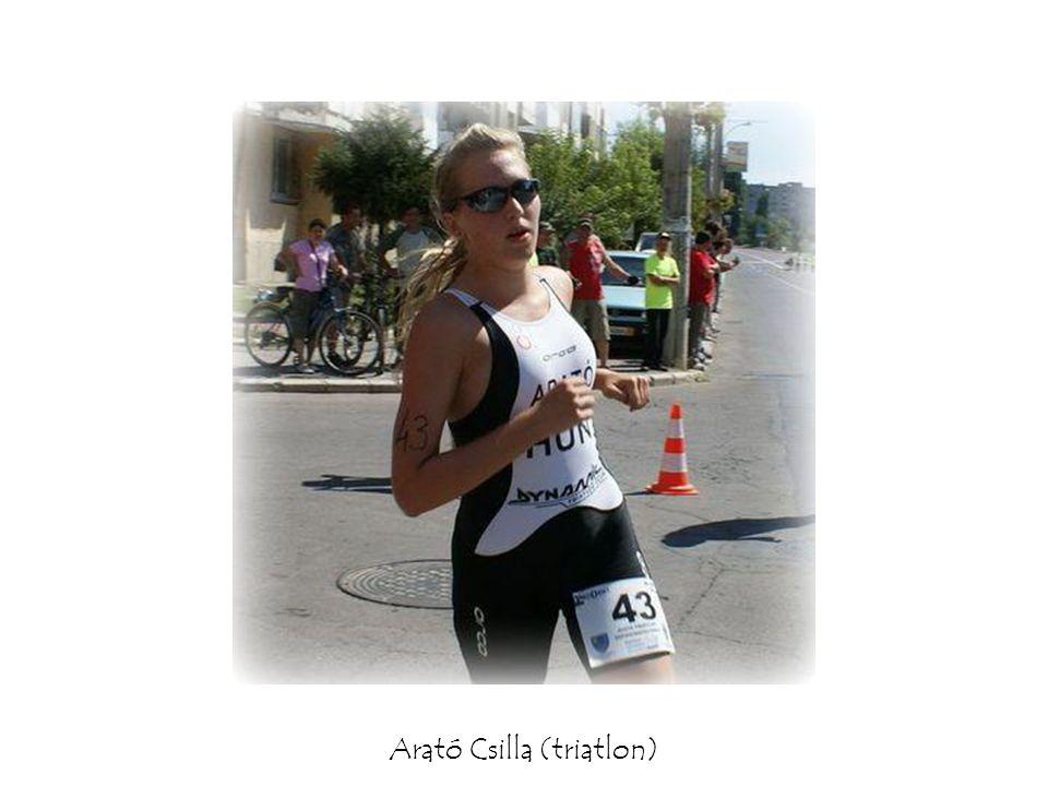 Arató Csilla (triatlon)