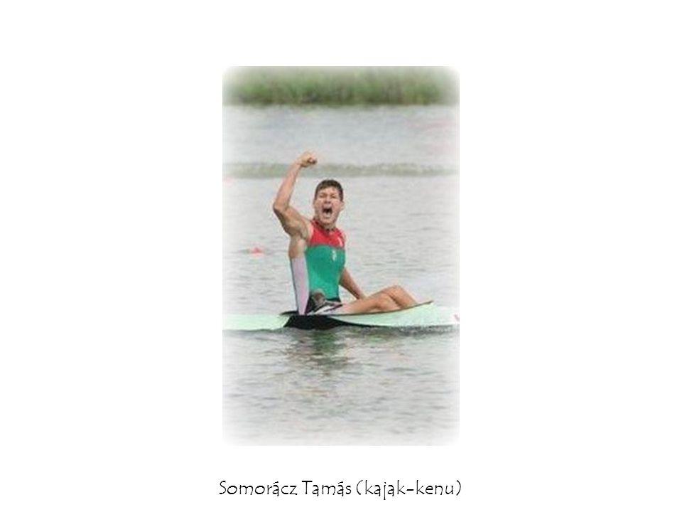 Somorácz Tamás (kajak-kenu)