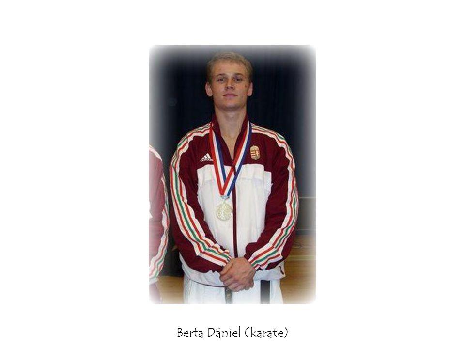 Berta Dániel (karate)