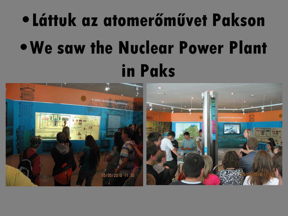 Megértettük mit jelent az atommaghasadás és a láncreakció.