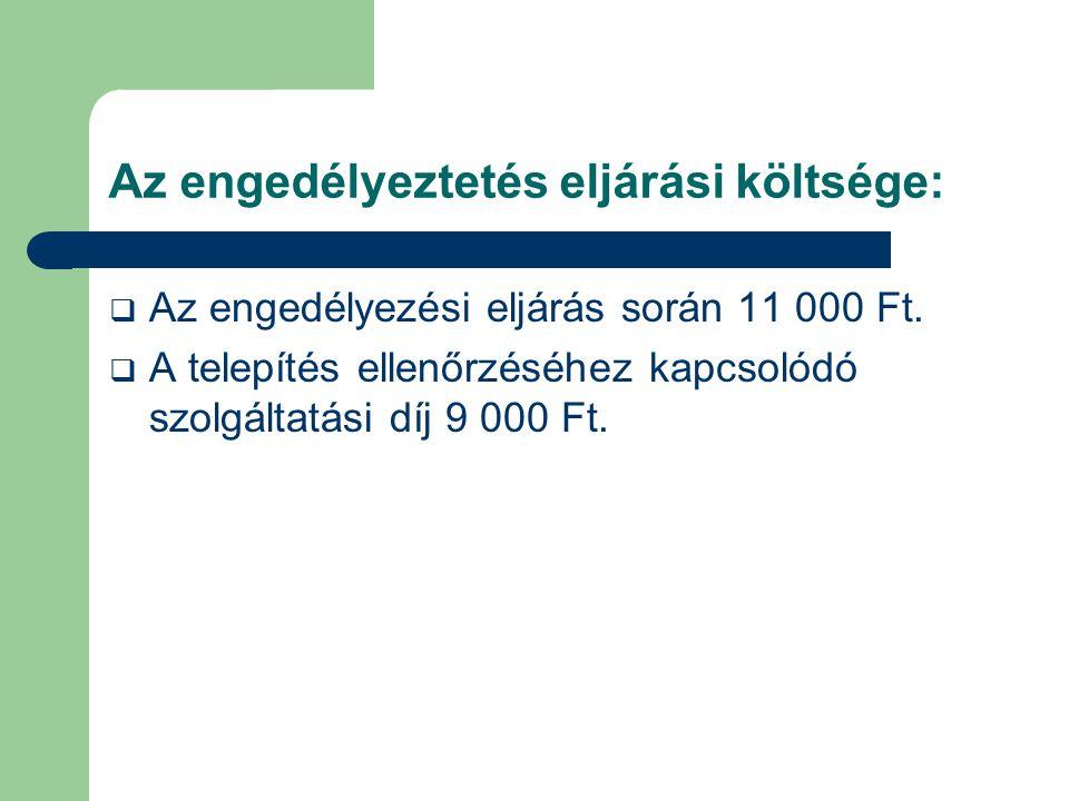 Jogszabályi háttér:  71/2007.(IV.14) Kormány rendelet a fás szárú energetikai ültetvényekről.