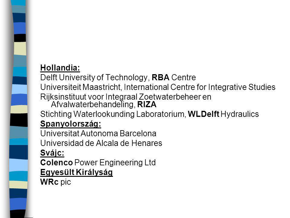 Hollandia: Delft University of Technology, RBA Centre Universiteit Maastricht, International Centre for Integrative Studies Rijksinstituut voor Integr