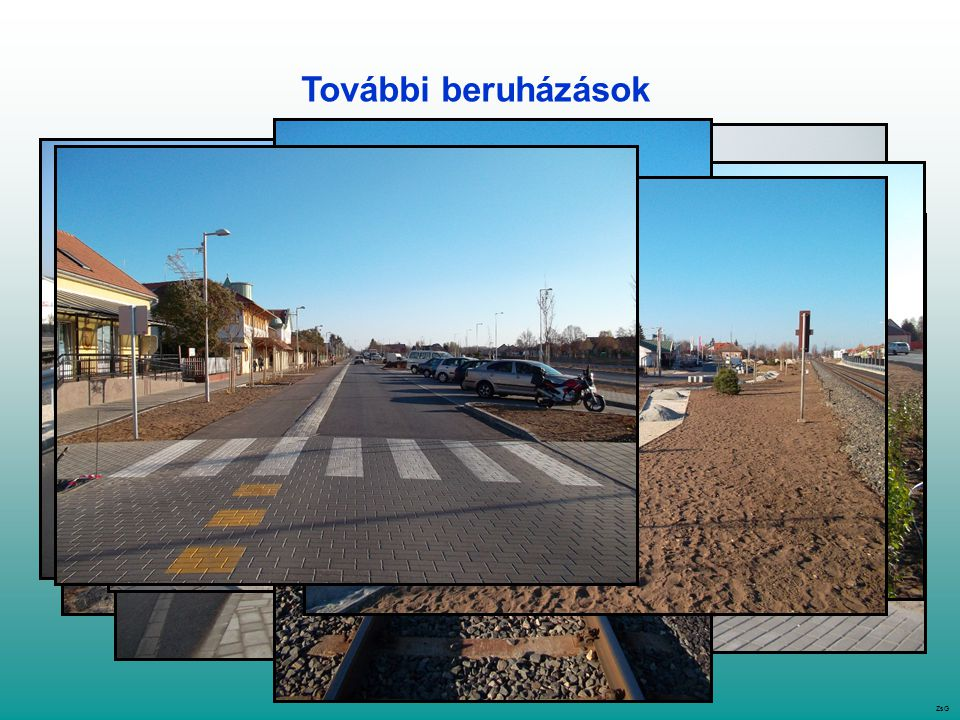 Kőrösi út – Bacsó B. utca kereszteződés ZsG