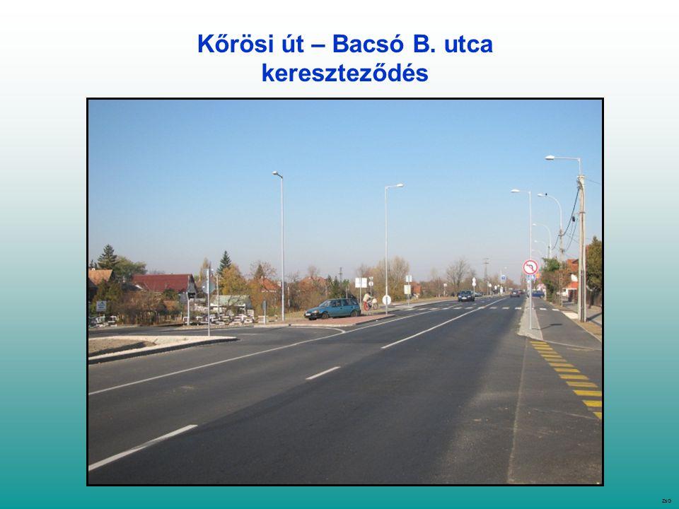 """Magyar Közút NZrt.közútkezelői hozzájárulása (2009.10.27.) """"1.5."""