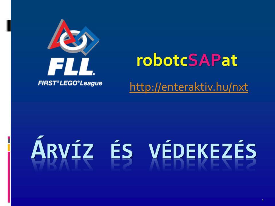 robotcSAPat http://enteraktiv.hu/nxt 1
