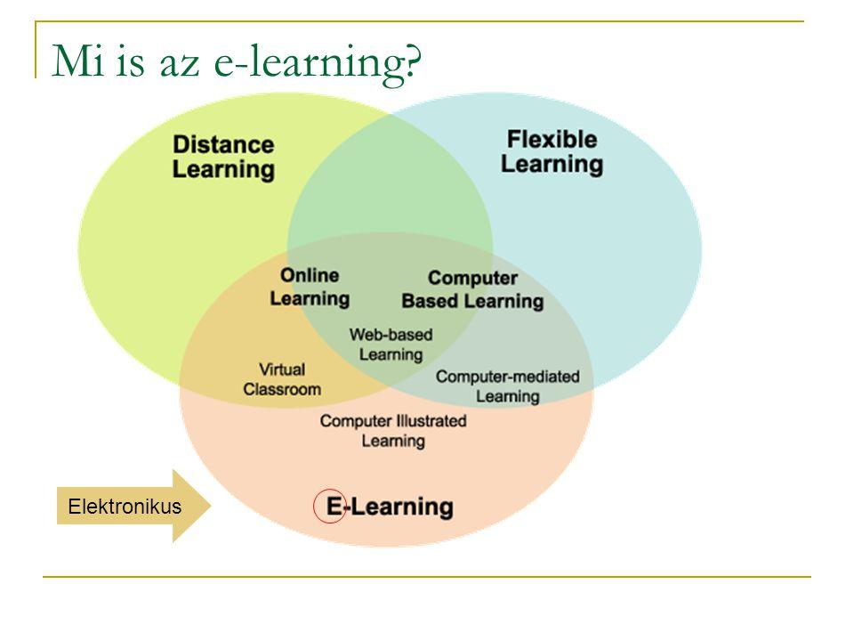 E-learningek.