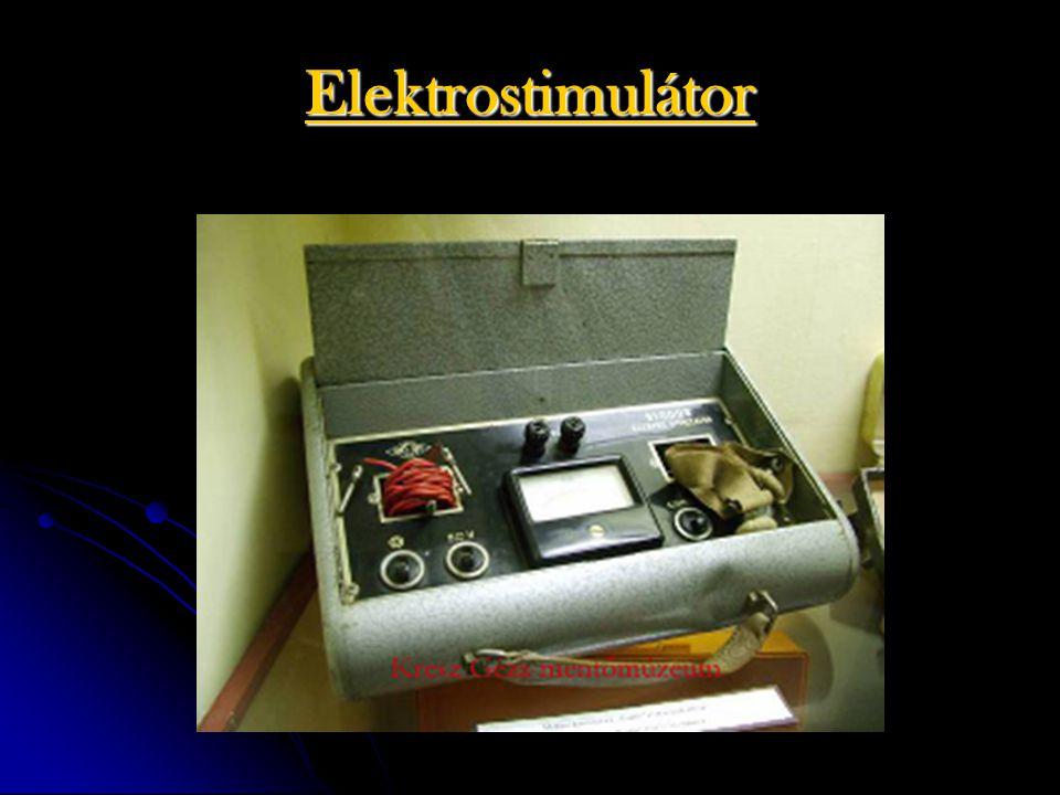 Elektrostimulátor