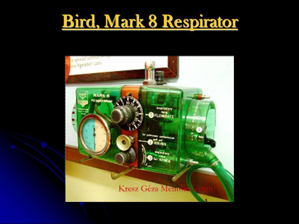 Bird, Mark 8 Respirator