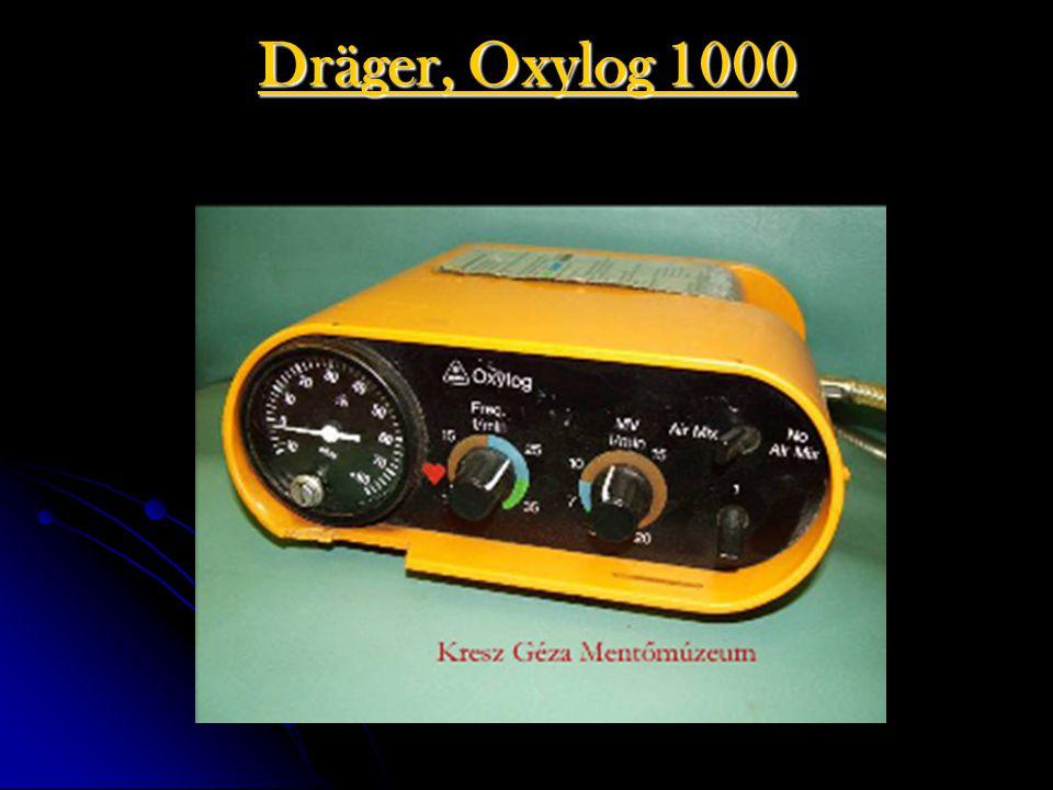 Dräger, Oxylog 1000