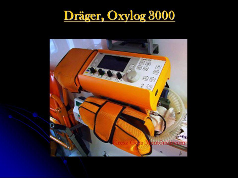 Dräger, Oxylog 3000