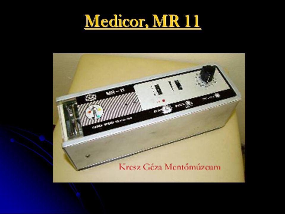 Medicor, MR 11