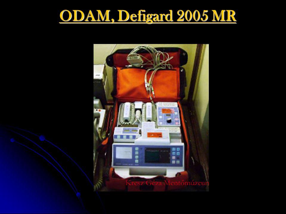 ODAM, Defigard 2005 MR