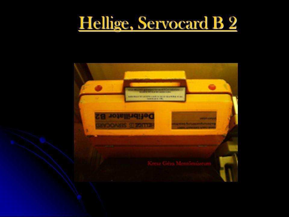 Hellige, Servocard B 2