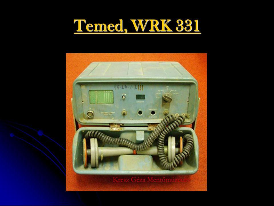 Temed, WRK 331