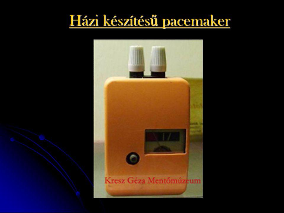 Házi készítés ű pacemaker