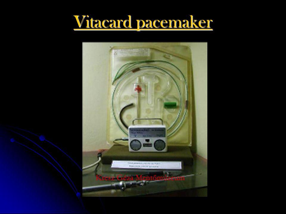Vitacard pacemaker