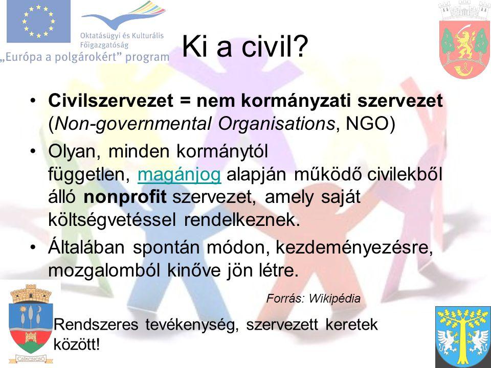 Ki a civil.