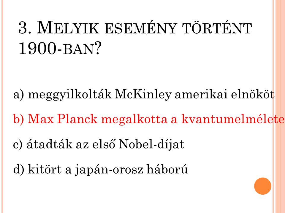 2.K I ALAKÍTOTT KORMÁNYT M AGYARORSZÁGON 1903. NOVEMBER 3- ÁN .
