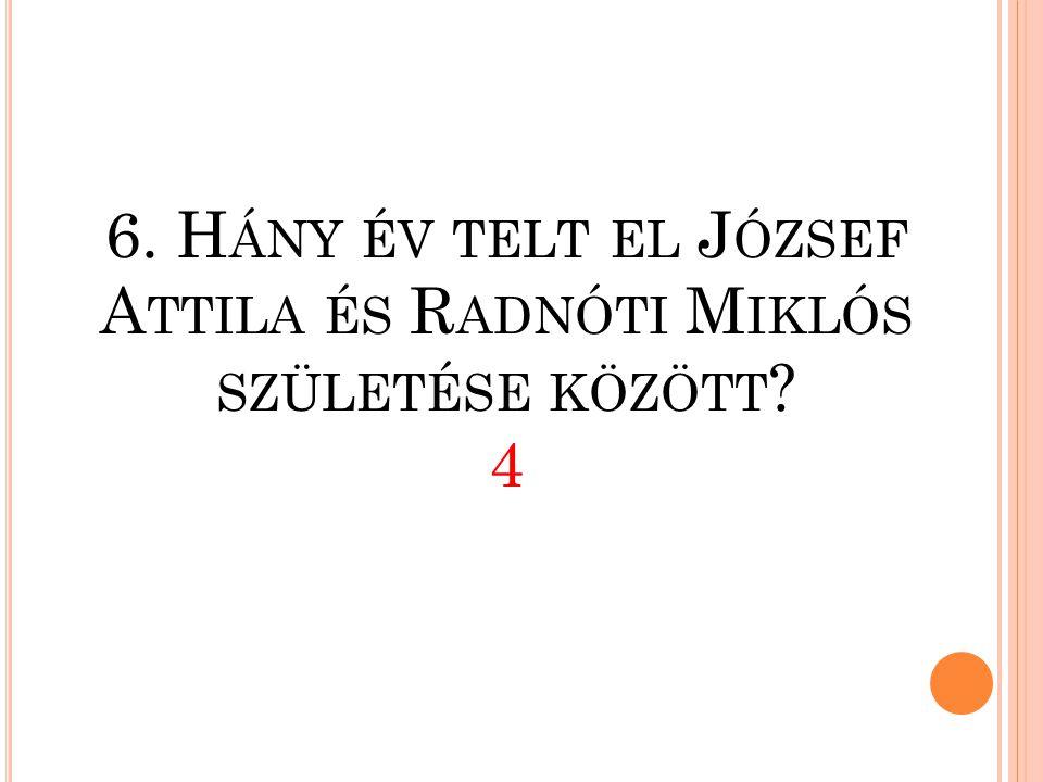 5.K I ÍRTA A V ADKACSA CÍMŰ MŰVET .