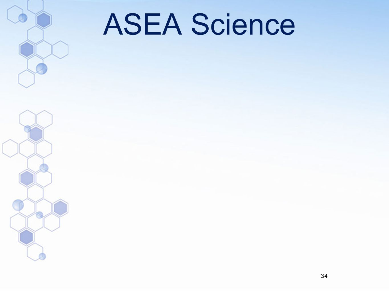 34 ASEA Science