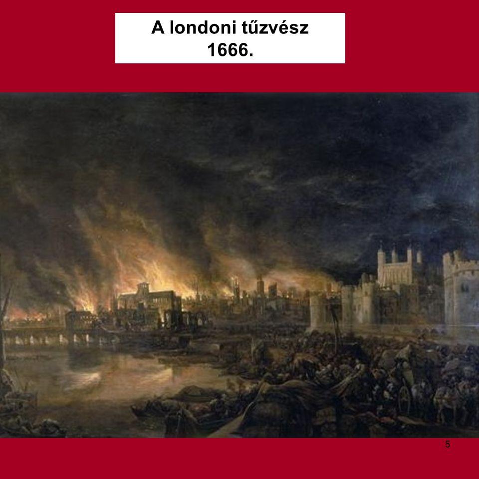 A londoni tűzvész 1666. 5