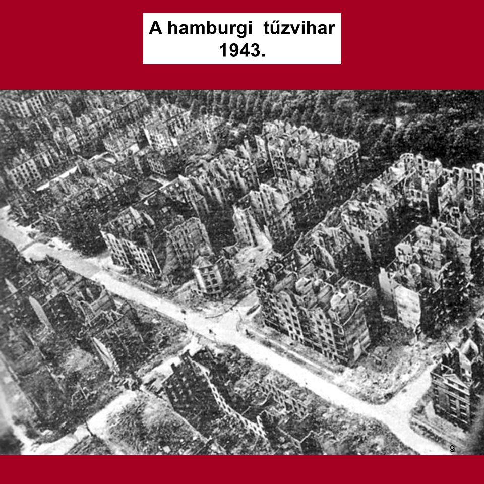 A hamburgi tűzvihar 1943. 9