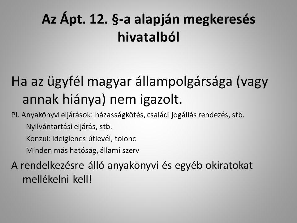 Az Ápt.12.