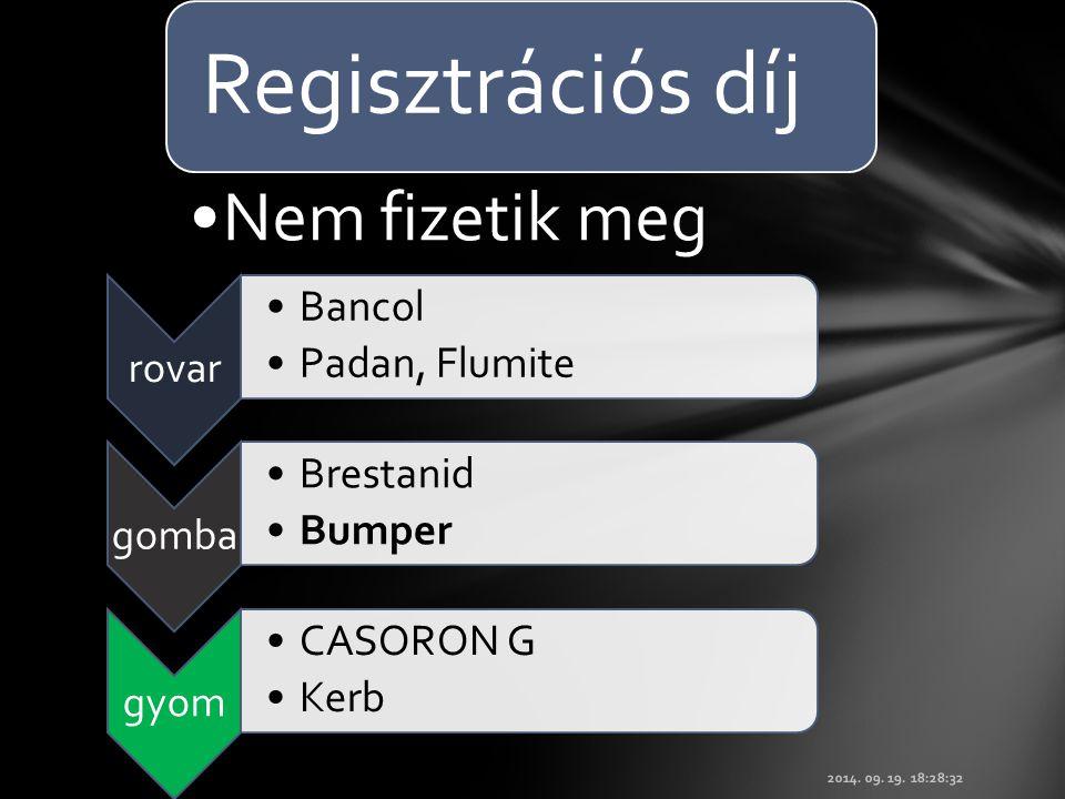 Réz,kén olcsó KIVONVA Brestanid Marshal olcsó Amistar, Discus DF, Actara Drága Speciális Igen drága Switch 2014.