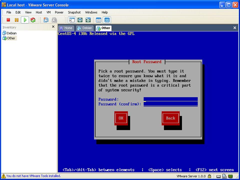 Tools menüben a modul admin segítségével beállíthatjuk a szükséges modulokat