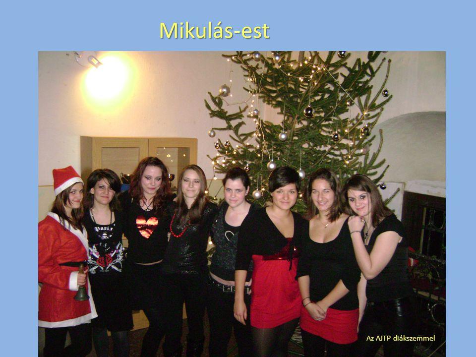 Mikulás-est