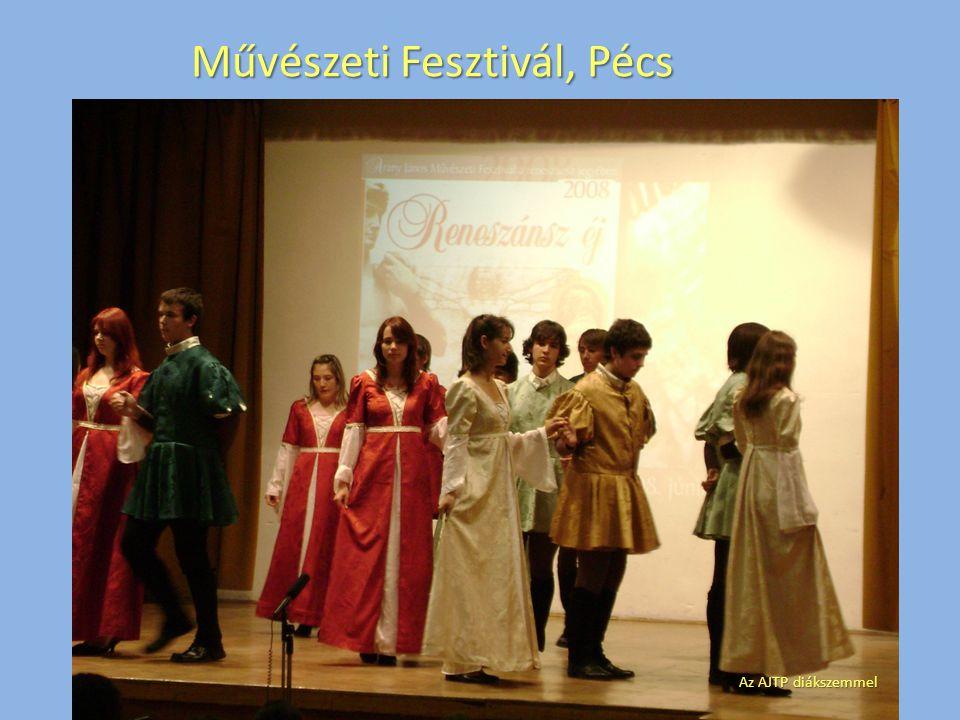 Művészeti Fesztivál, Pécs Az AJTP diákszemmel