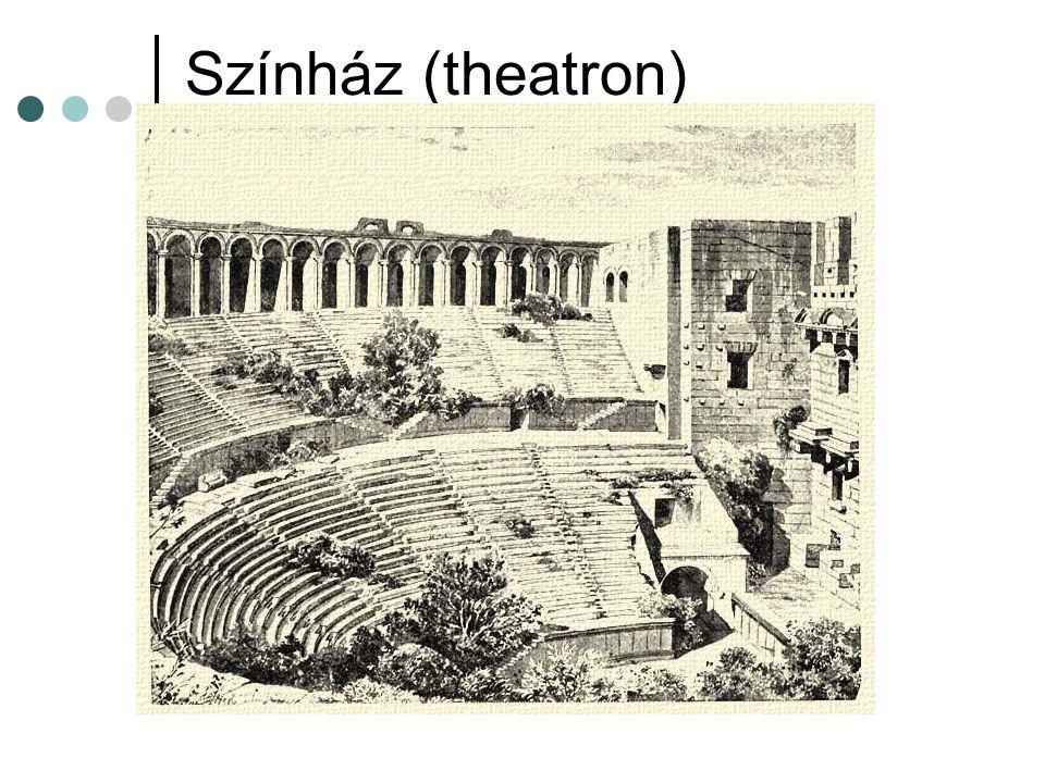 Színház (theatron)