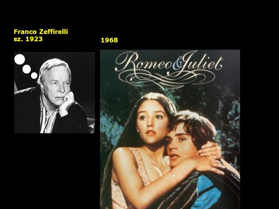 Franco Zeffirelli sz. 1923 – 1968