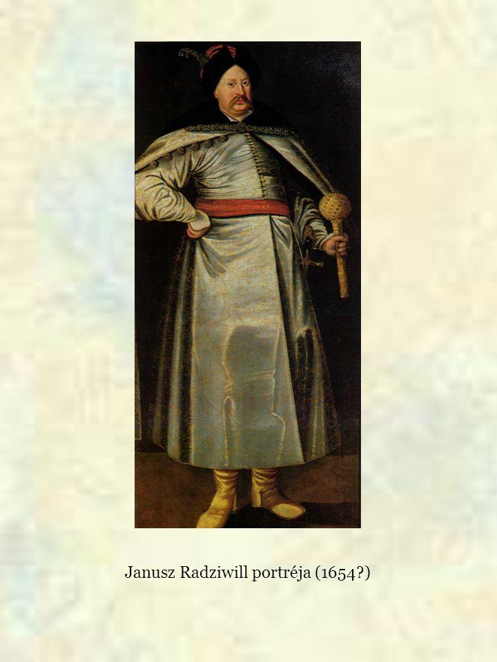 Janusz Radziwill portréja (1654 )